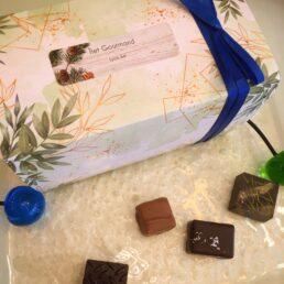 ballotin de chocolats Pécou