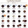 Chocolats L'Otarie Gourmande 2016