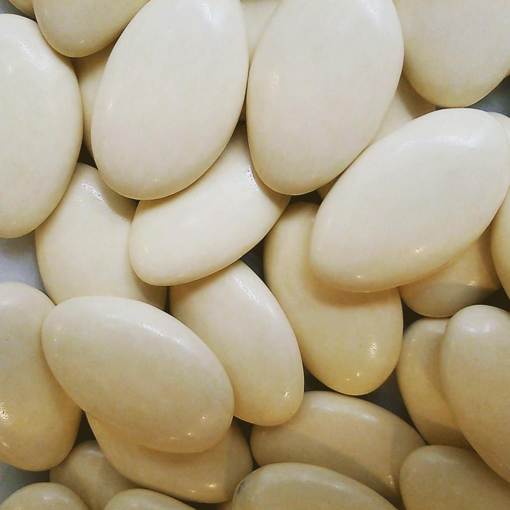 Dragées Avola ivoire