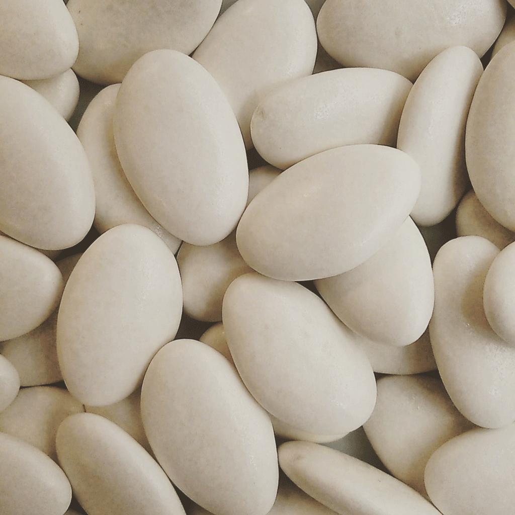 dragées avola blanc nacré