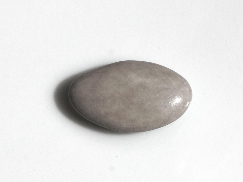 dragées chocolat gris
