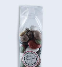 petits cailloux chocolats / fruits secs