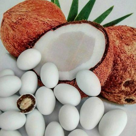 dragées noix de coco