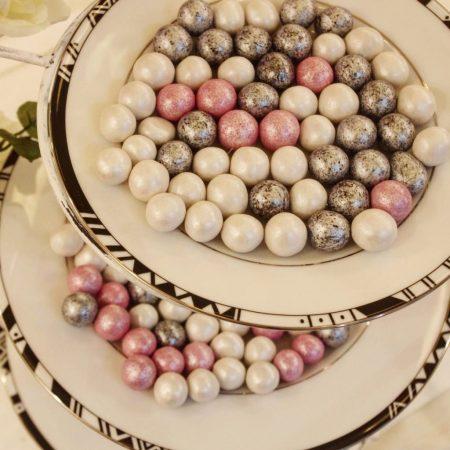 dragées perles de noisette