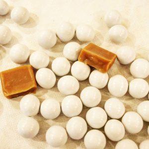 Dragées perles de caramel 500g