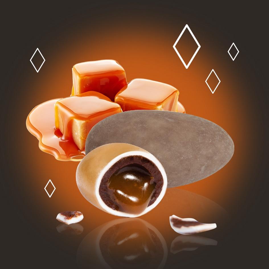 Dragées caramel beurre salé