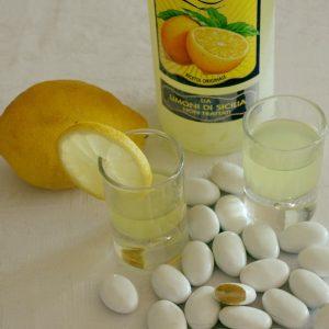 Dragées limoncello 500g (sans alcool)