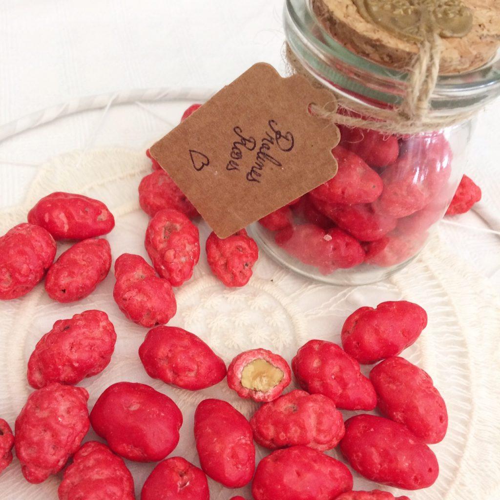 pralines de Lyon roses