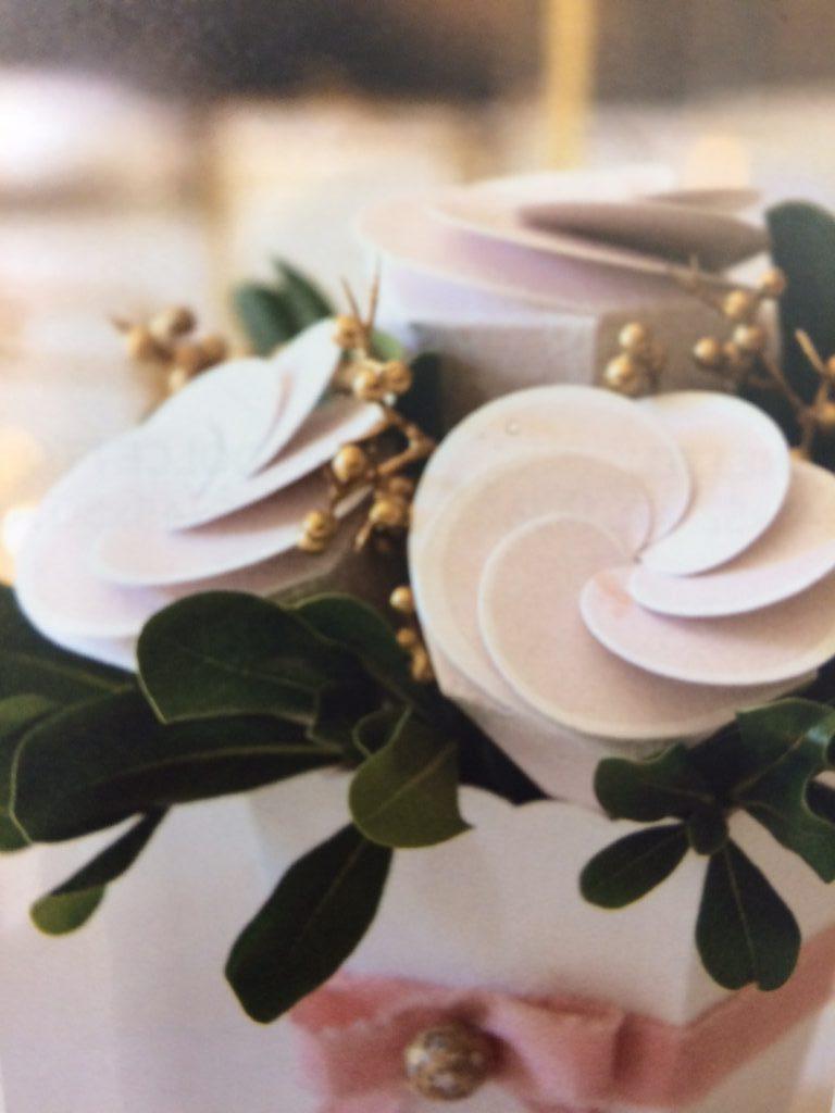 bouquet de cônes à dragées