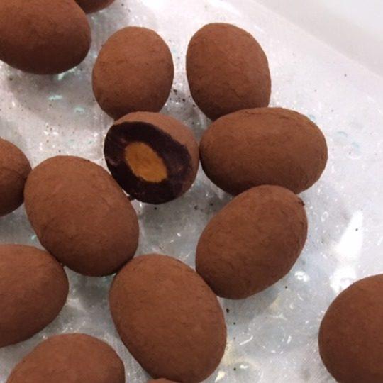 amande cacaotée