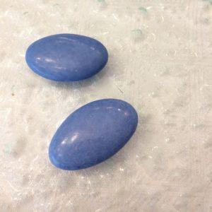Dragées chocolat bleu lagon 500g