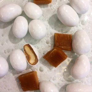 Dragées noix de cajou caramélisées 250g