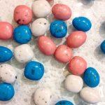 dragées galet au caramel d'Isigny