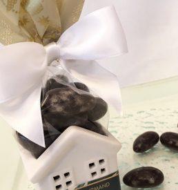 Chocolats au caramel beurre salé