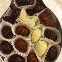 Un chocolat praliné de qualité exceptionnelle