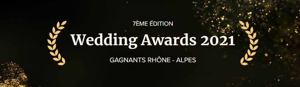 7e édition Wedding Awards 2021