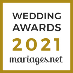Wedding Awards 2021 mariages.net