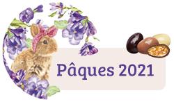 Chocolats et confiseries Pâques 2021